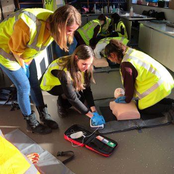 BLSAED Reanimeren en AED